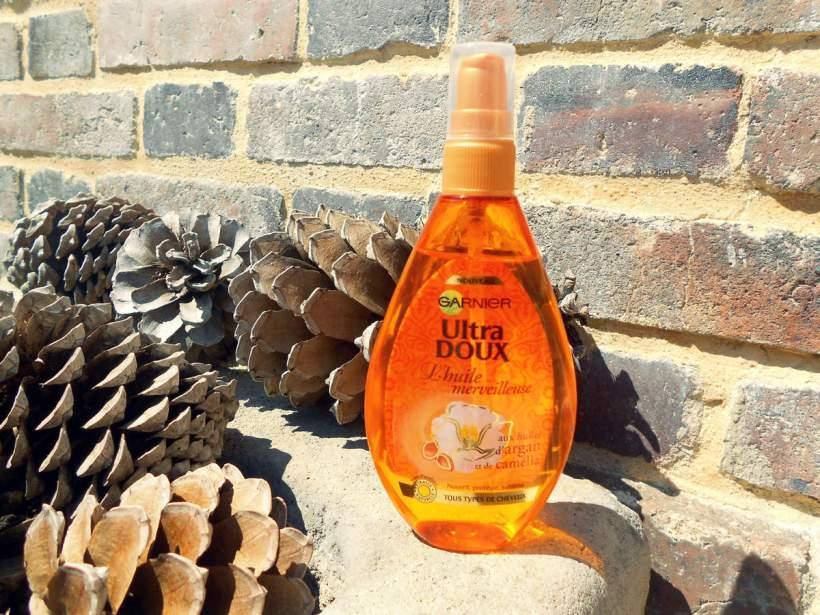 L'huile Merveilleuse de Garnier